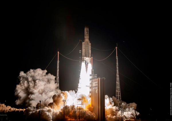 INMARSAT LAUNCHES FIFTH SATELLITE IN GLOBAL XPRESS FLEET