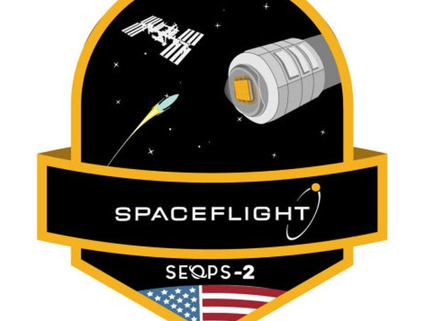 SPACEFLIGHT'S SEOPS-2 MISSION TO LAUNCH MULTIPLE SPACECRAFT FROM INTERNATIONAL SPACE STATION