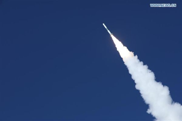 CHINA LAUNCHES NEW OPTICAL REMOTE SENSING SATELLITE