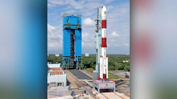 ISRO BEGINS COUNTDOWN FOR 50TH PSLV LAUNCH, ROCKET TO CARRY SPY SATELLITE