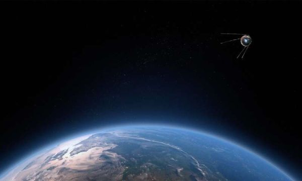 SATELLITE CONSTELLATIONS HARVEST ENERGY FOR NEAR-TOTAL GLOBAL COVERAGE