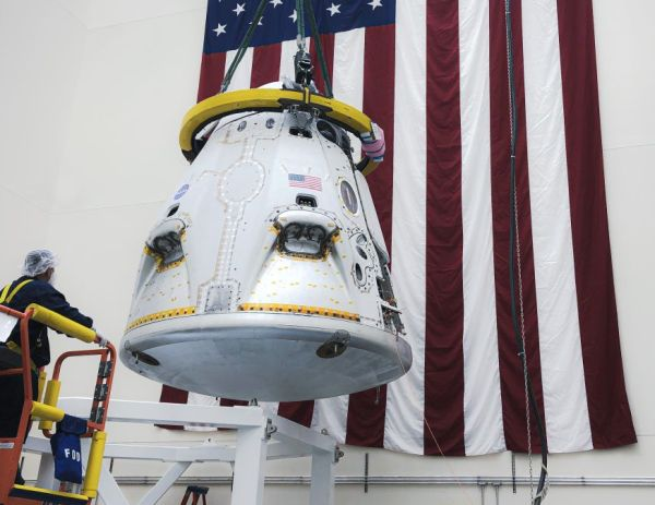 SPACEX TESTS ROCKET FOR CRITICAL CREW DRAGON IN-FLIGHT ABORT LAUNCH ON JAN. 18