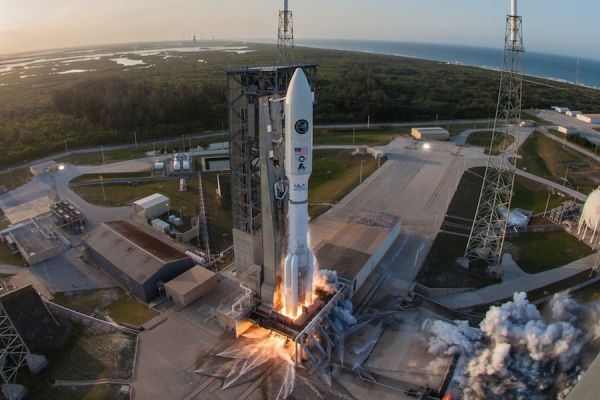AEHF SATELLITE ARRIVES IN FLORIDA FOR FIRST OF NEARLY 20 SPACE FORCE LAUNCHES THIS YEAR