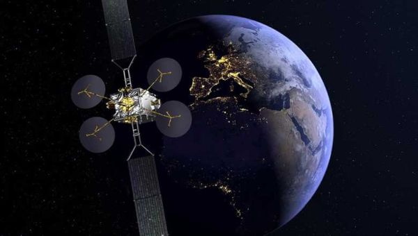 EUTELSAT'S KONNECT SATELLITE READY FOR LAUNCH