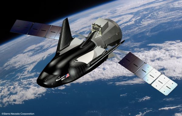 SIERRA NEVADA EYES 2021 LAUNCH OF DREAM CHASER SPACE PLANE