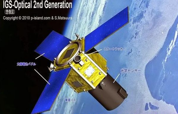 JAPAN TO LAUNCH ELECTRO-OPTICAL IGS RECONNAISSANCE SATELLITE IN JANUARY 2020