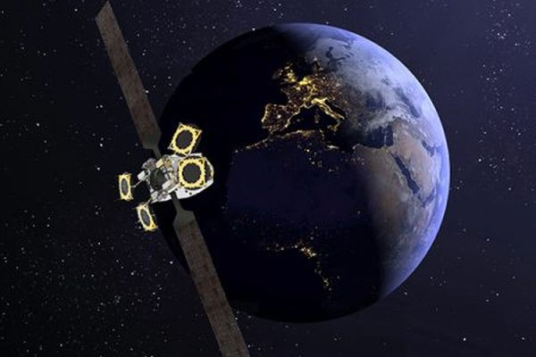 EUTELSAT KONNECT SATELLITE NOW IN ORBIT
