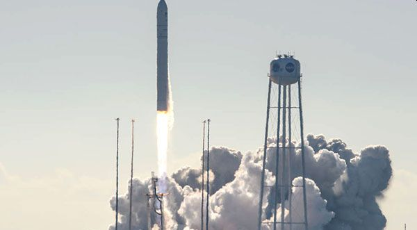 CYGNUS LAUNCH TO INTERNATIONAL SPACE STATION SET FEB. 9 FROM NASA'S WALLOPS FLIGHT FACILITY