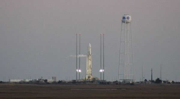 CYGNUS LAUNCH TO ISS SCRUBBED AS NASA CONSIDERS SCHEDULE CHANGES FOR FUTURE CARGO MISSIONS