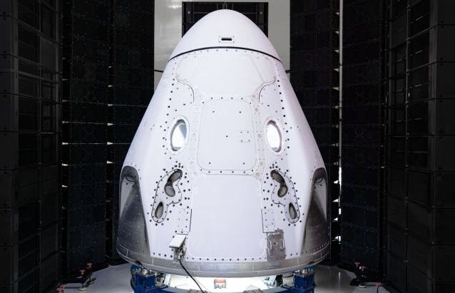 SPACEX WILL FLY SPACE TOURISTS ON CREW DRAGON FOR SPACE ADVENTURES