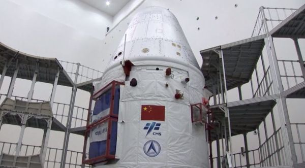 CHINESE NEW-GENERATION SPACECRAFT MISSION PROCEEDING DESPITE CORONAVIRUS, LONG MARCH 7A FAILURE