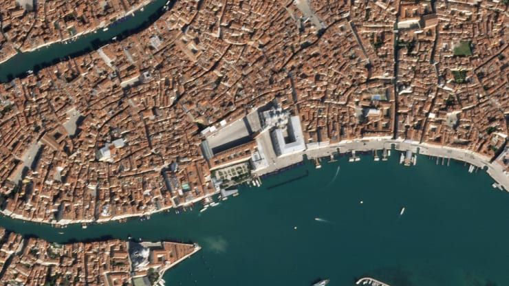 CORONAVIRUS IMPACT: SATELLITE IMAGES SHOW WORLD CITIES BEFORE AND AFTER OUTBREAK
