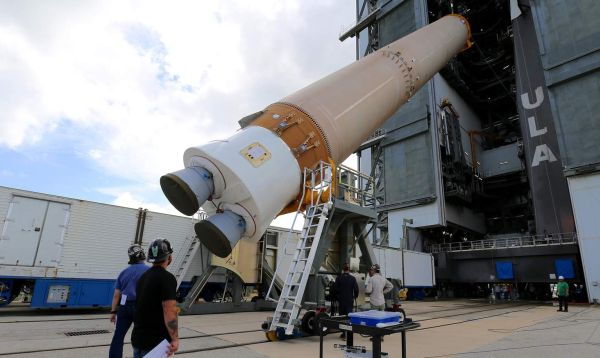 ULA targeting Thursday for U.S. Space Force satellite launch from Cape Canaveral