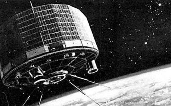 CELEBRATING THE WORLDS FIRST WEATHER SATELLITE