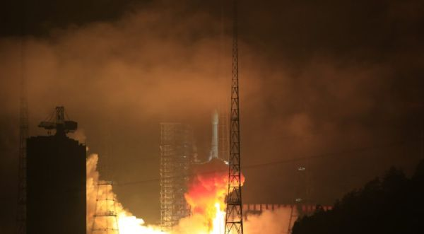 LONG MARCH 3B CARRYING COMMERCIAL INDONESIAN SATELLITE FAILS