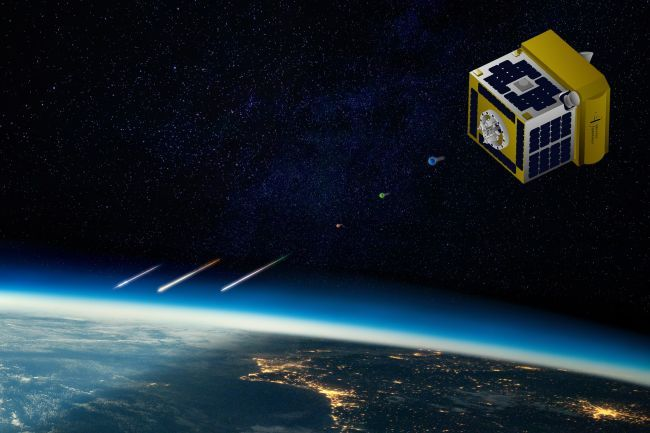 JAPANESE SATELLITE FILLED WITH 'SHOOTING STAR' PELLETS WON'T SPAWN ARTIFICIAL METEOR SHOWER AFTER ALL