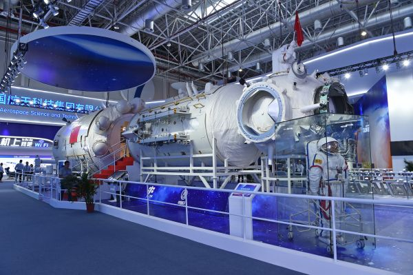 CHINA FOCUS: MORE DETAILS OF CHINA'S SPACE STATION UNVEILED