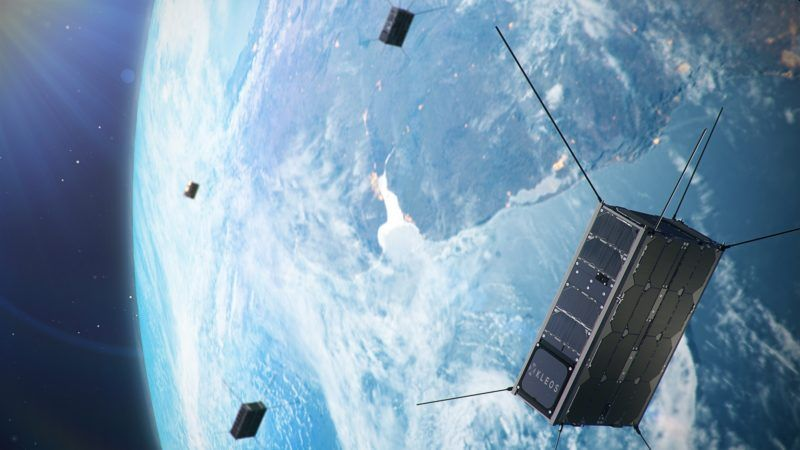 ONCE LAUNCHED, KLEOS SPACE WILL PROVIDE DATA TO MICRO-SATELLITE MILITARY UTILITY PROJECT