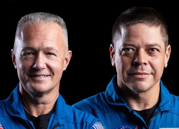 NASA SPACE STATION ON-ORBIT STATUS 21 MAY, 2020 - SPACEX CREW PREPS FOR LAUNCH