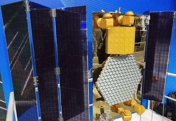 CHINA'S LOW-ORBIT BROADBAND COMMUNICATION SATELLITE BEARS FRUITFUL RESULTS
