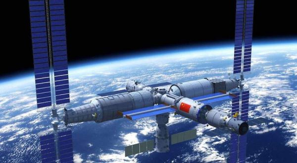 CHINA OUTLINES INTENSE SPACE STATION LAUNCH SCHEDULE, NEW ASTRONAUT SELECTION