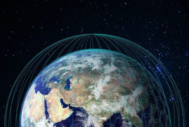 BANKRUPT ONEWEB FILES WITH FCC TO PUT 48,000 BROADBAND SATELLITES IN ORBIT