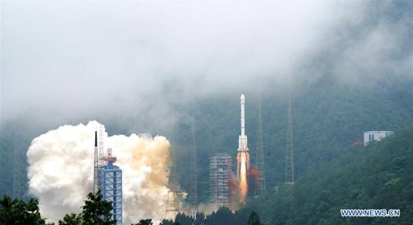 CHINA LAUNCHES FINAL BEIDOU NAVIGATION SATELLITE