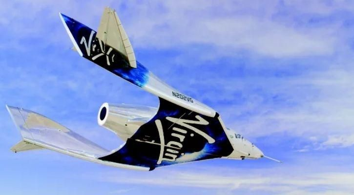 VIRGIN GALACTIC WILL HELP NASA TAKE PRIVATE PASSENGERS TO SPACE STATION VERY SOON