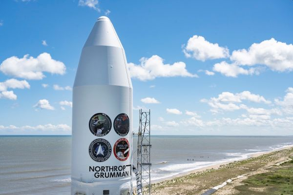 MINOTAUR ROCKET READY TO LAUNCH FOUR PAYLOADS FOR U.S. SPY SATELLITE AGENCY