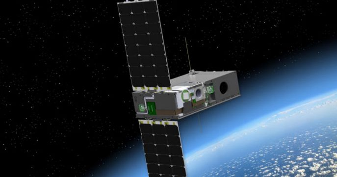 DARPA DEPLOYS TINY SATELLITE THAT COULD TAKE BEST PICTURES OF SPACE EVER