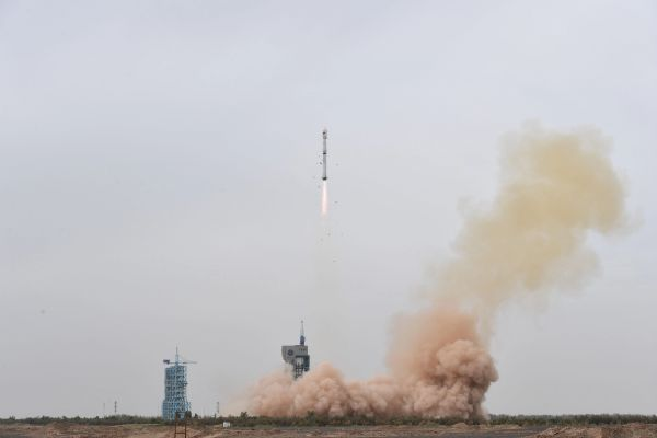 LONG MARCH 4B LAUNCHES NEW OCEAN OBSERVATION SATELLITE