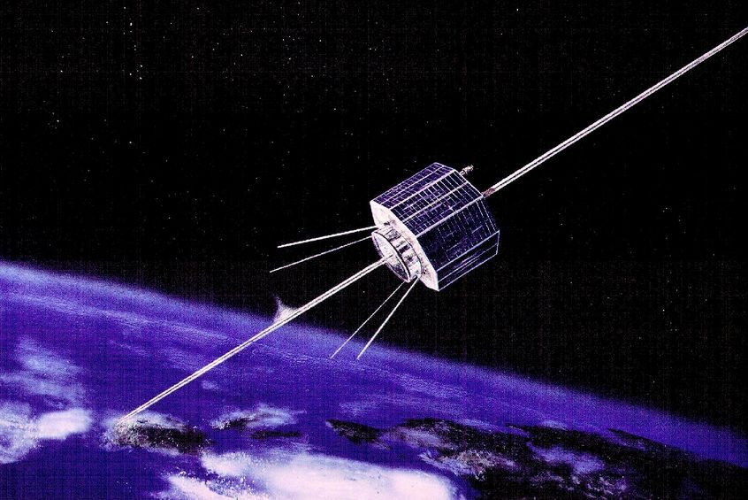 VENERABLE AO-7 SATELLITE APPROACHING A RETURN TO FULL SOLAR ILLUMINATION