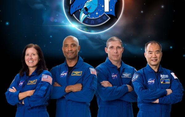FIRST OPERATIONAL CREW DRAGON LAUNCH SLIPS TO HALLOWEEN