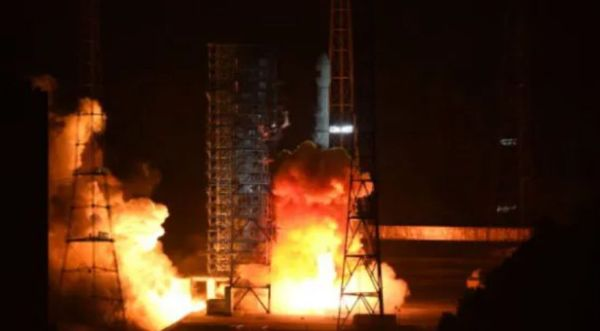China launches Gaofen-13 observation satellite towards geostationary orbit