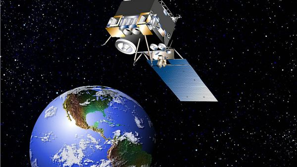A SECOND LIFE FOR A DEFUNCT BILLION-DOLLAR WEATHER SATELLITE