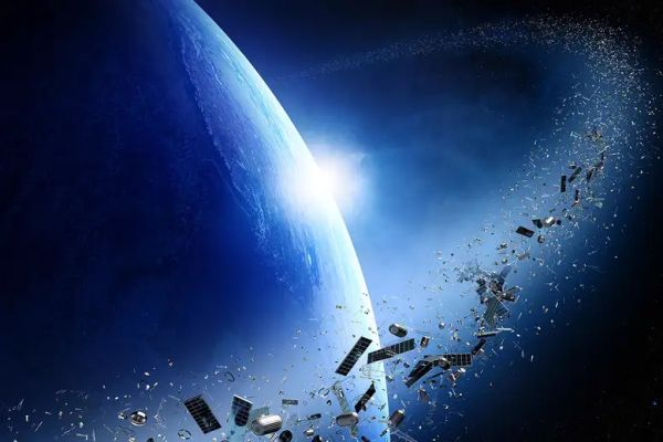 TWO OLD SPACECRAFT JUST AVOIDED CATASTROPHICALLY COLLIDING IN ORBIT