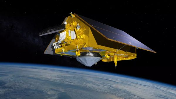 THIS NEW OCEAN-MAPPING SATELLITE WILL HELP US ALL UNDERSTAND THE IMPACTS OF CLIMATE CHANGE