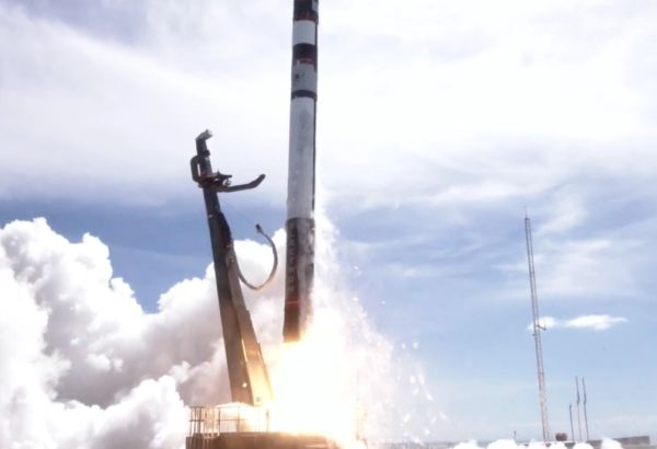 ROCKET LAB HAS SUCCESSFULLY RECOVERED A BOOSTER FOR THE FIRST TIME