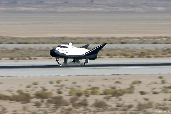 DREAM CHASER SPACE PLANE'S FIRST FLIGHT SLIPS TO 2022 DUE TO PANDEMIC-RELATED DELAYS