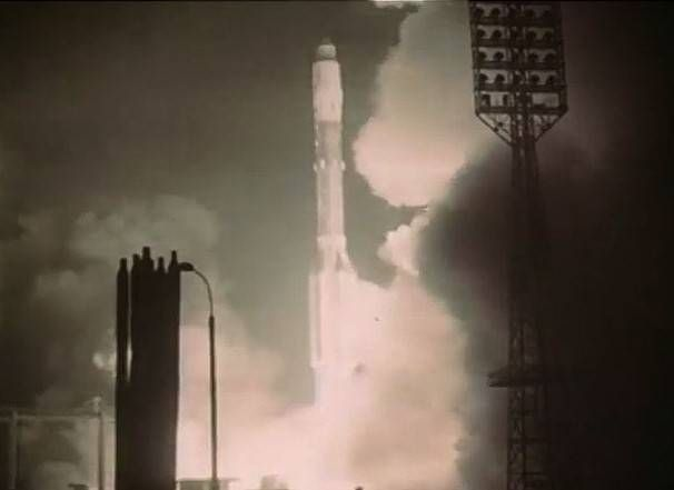 35 YEARS AGO: LAUNCH OF MIR SPACE STATION'S FIRST MODULE