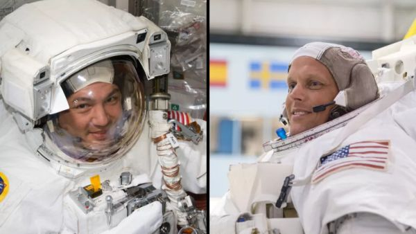 THESE 2 NASA ASTRONAUTS WILL FLY ON SPACEX'S CREW-4 MISSION TO THE INTERNATIONAL SPACE STATION IN 2022