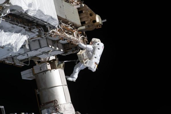 WATCH ISS SPACEWALK FEBRUARY 28