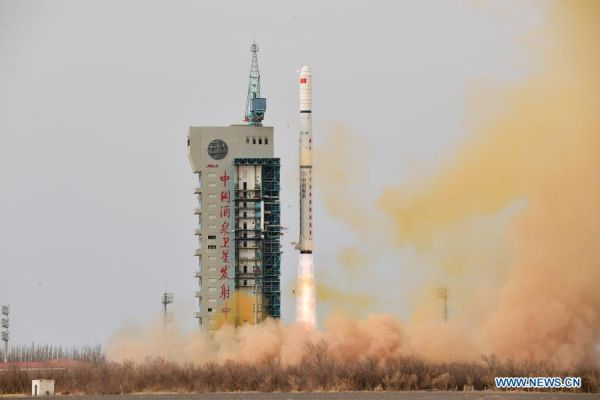 ANOTHER TRIO OF CHINESE MILITARY SATELLITES SUCCESSFULLY DEPLOYED