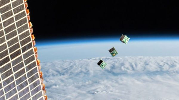 PARAGUAY'S FIRST SATELLITE DEPLOYED FROM SPACE STATION – WILL HELP TRACK A TINY, LIFE-THREATENING PARASITE