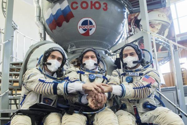 WATCH NEXT SPACE STATION CREW LAUNCH LIVE ON NASA TV, NASA APP