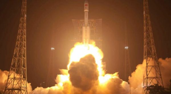 CHINA PREPARING TIANZHOU-2 CARGO MISSION TO FOLLOW UPCOMING SPACE STATION LAUNCH