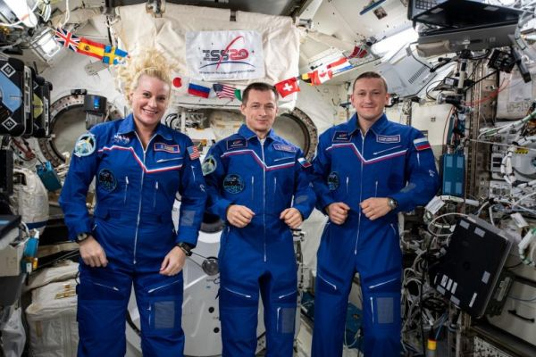NASA TO PROVIDE LIVE COVERAGE OF EXPEDITION 64 SPACE STATION CREW LANDING