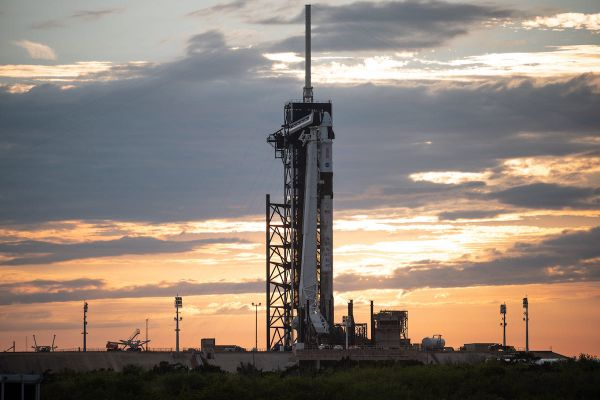 NASA, SPACEX WATCHING WEATHER IN DOWNRANGE ABORT ZONES FOR CREW LAUNCH