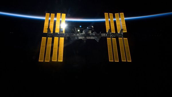 RUSSIA MULLS WITHDRAWING FROM THE INTERNATIONAL SPACE STATION AFTER 2024