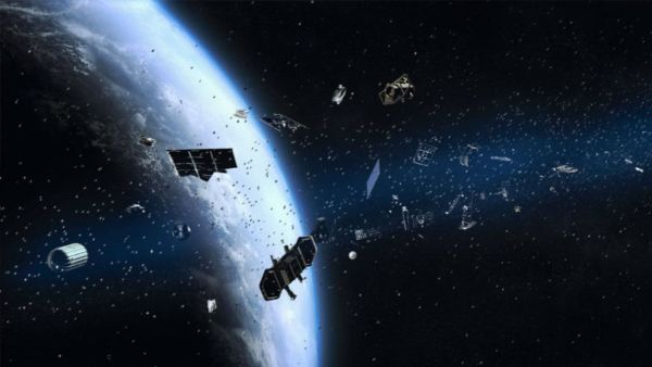 EUROPE PROPOSES ORBITING SATELLITE TELESCOPE THAT WILL KEEP AN EYE ON SPACE DEBRIS
